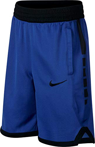 Nike Boy's Dri Fit Basketball Shorts Game Royal/Black Size X-Large