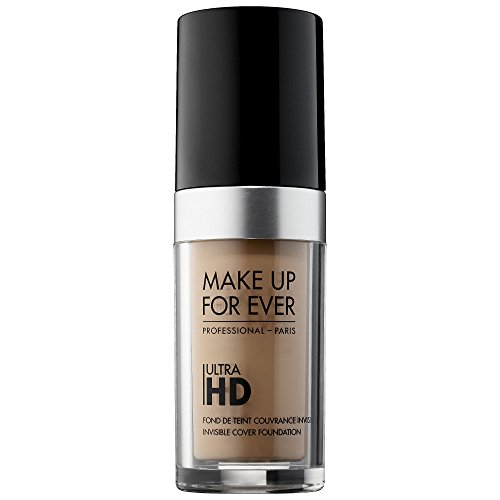 MAKE UP FOR EVER Ultra HD Invisible Cover Foundation 127 = Y335 – Dark Sand