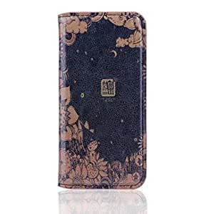 Fashionable HHMM Restoring ancient ways PU leather Cases with Stand Night Star for iPhone 6 Protective Case Plus Case 5.5 inch