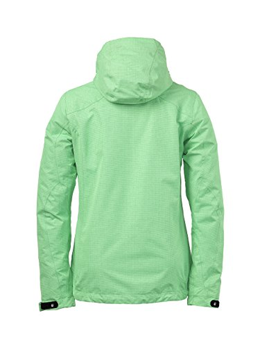 softshell Verde donna con Pantaloni e bordi Chiaro Killtec rimovibili bretelle rinforzati Hq5FT