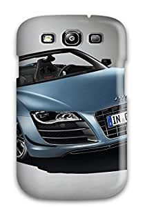 Fashionable LQCznDp8500RKnqO Galaxy S3 Case Cover For Audi R8 Spyder 5 Protective Case