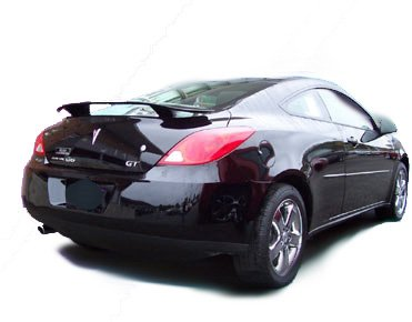 Custom Spoiler (Custom Spoiler 2006-2010 Pontiac G6 2 Door - Not Lighted)