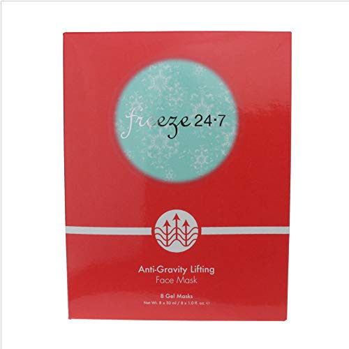 - Freeze 24/7 Anti-Gravity Lifting Face Mask, 8 Count