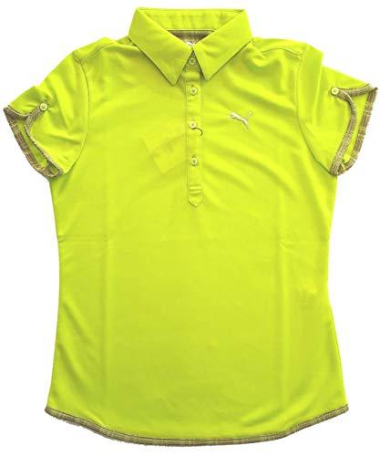 PUMA(プーマ) ゴルフW SSポロ サルファースプリング 923225-04 レディース Lサイズ
