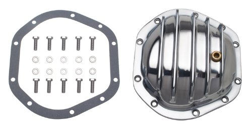 (Trans-Dapt 4822 Fully Polished Differential Cover)