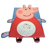 HOTNIU Cartoon Animal Kids Rug - Nursery Style Peppa Pig Shape Ultra Soft Baby Rug - Cute Colorful Attractive to Kids for Play Mat, Children's Floor, Bedroom, Living Room (Peppa Pig)