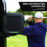Golf Bluetooth Speaker with Mount, Ampcaddy Version