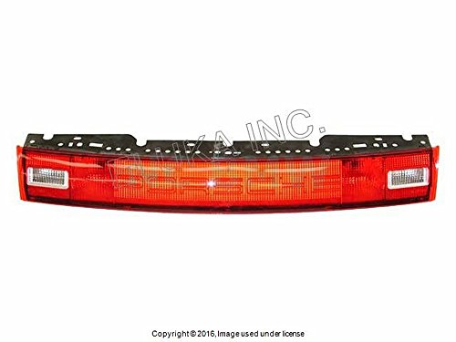 Porsche 993 Carrera Turbo GENUINE Center - Center Tail Light Panel Shopping Results