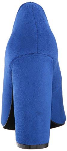 Michael Antonio Womens Haver Robe Pompe Cobalt