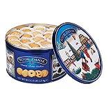 Royal Dansk Danish Butter Cookie Assortment, 4 lbs.