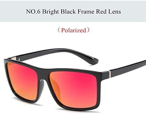 LLLM Gafas de sol Retro Gafas de Sol polarizadas de los ...