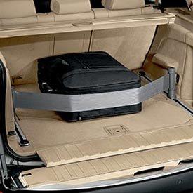 【USビーエムダブリュー直輸入純正品】 BMW X5 2013年式以降 現行 F15型に適合 BMW X3 2011年式以降 現行 F25型に適合 ラゲッジコンパートメントラッシングストラップ   B01BEXALA0
