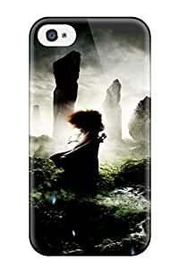 JyJLlkP8238EhAFU Tpu Case Skin Protector For Iphone 4/4s Brave 37 With Nice Appearance
