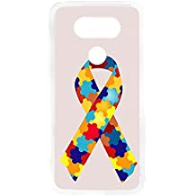 Tyboo For Optimus G5 Phone Shell Print With Autism Bumper Rigid Plastic For Children