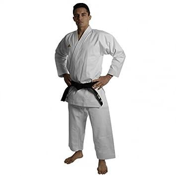 adidas Karate Traje k460j Champion Blanco Unisex tamaño 180 ...
