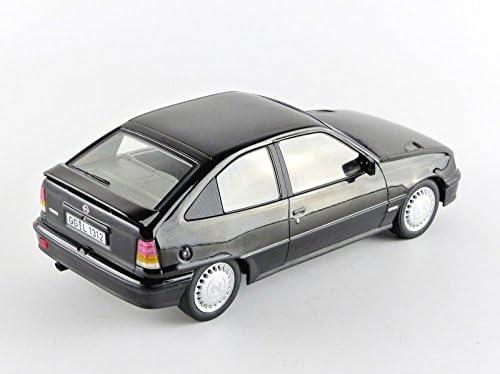 1987 Opel Kadett GSI Black 1//18 by Norev 183612