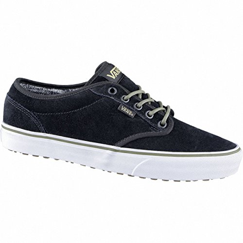 Textilfutter 3 MTE 5 Vans 40 Black Sneakers Leder 4239135 Laufsohle Atwood D Gepolstertes Herren Warme 8SwnxZpq