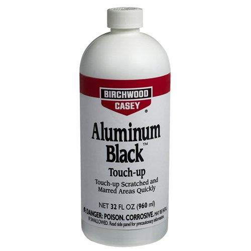 Birchwood Casey Aluminium Black Touch-Up, - Black Aluminum