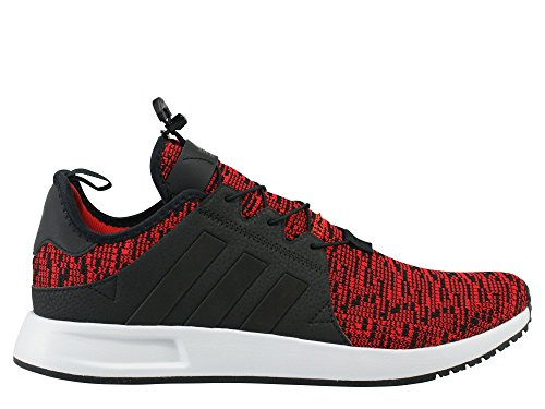 adidas Mens X_PLR, Core Red/Cblack/Footwear White, 10.5 M US