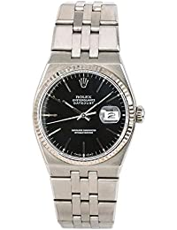 Oysterquartz Quartz Male Watch 17014 (Certified Pre-Owned)