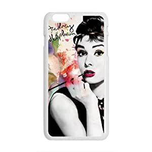 Audrey Hepburn Brand New And High Quality Hard Case Cover Protector For Iphone 6 Plaus