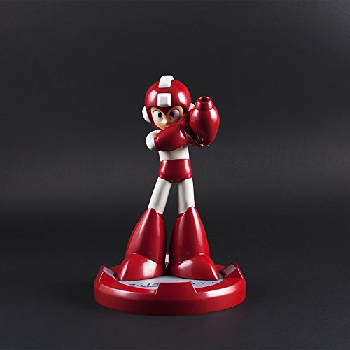 Sdcc Exclusive Statue - SDCC 2016 Exclusive Capcom Mega Man Anniversary Statue (Limited Edition Rush Red Version)