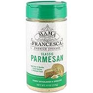Mama Francesca Premium Classic Parmesan Cheese, 8 Ounce