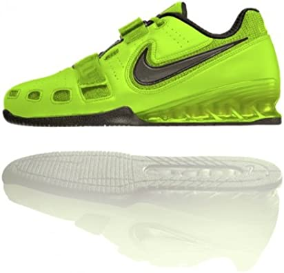 chaussure d halterophilie nike