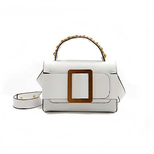 Cross White Patent Leather Womens amp;n Body Handbag A Soft qvFng4wxCT