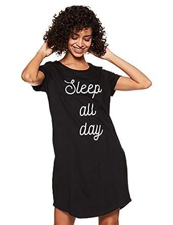 Amazon Brand - Eden & Ivy Women's Nightdress