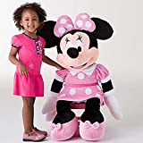 Disney Giant Minnie Mouse Plush Toy - 42''