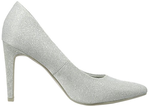 Marco Tozzi Salones 22405 Gris (Lt.grey Metall 237)
