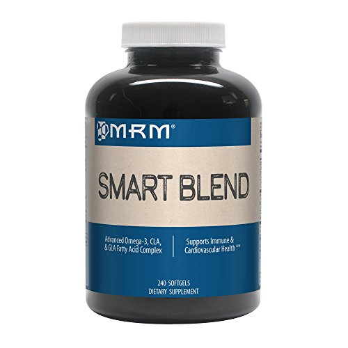 MRM - Smart Blend, Advanced CLA, GLA and Omega Fatty Acid Complex (240 Count Softgels)