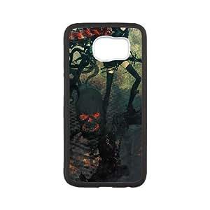Black Rock Shooter Anime Samsung Galaxy S6 Cell Phone Case Black VC168412