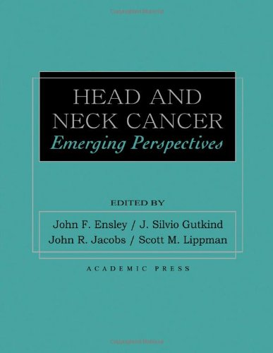 Head and Neck Cancer: Emerging Perspectives