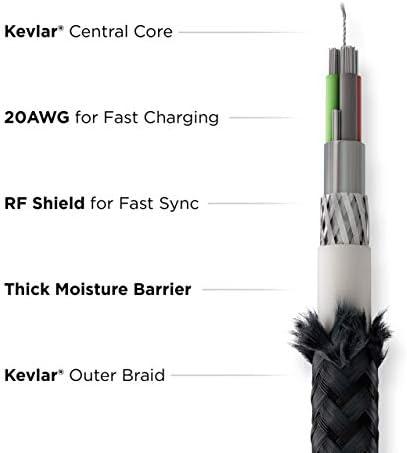 Nomad Câble Lightning USB-A vers Lightning 1,5 m