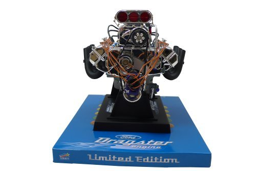 Dodge Ford Top Fuel Dragster Model Engine - Diecast 1:6 Scale Motor by Hotrods Pro