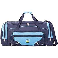 """Bolsa Sacola de Viagem tam.20"""" Azul YS1036 Yins"""