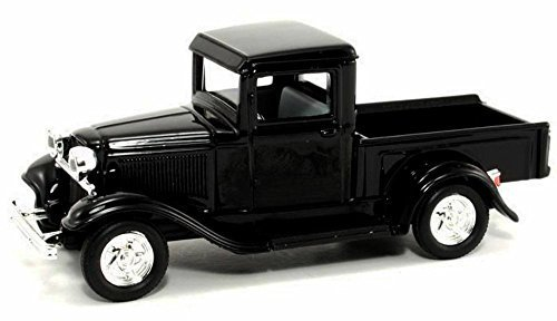 Road Signature 1934 Ford Pickup Truck, Black 94232 - 1/43 Scale Diecast Model Toy Car
