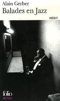 Ballades en Jazz par Alain Gerber