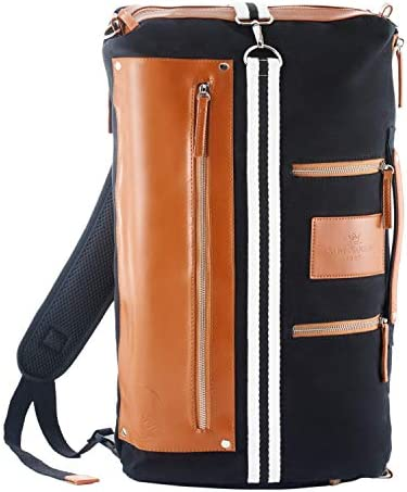 Saint Maniero Your Backpack for everyday storage space for laptop, and much more