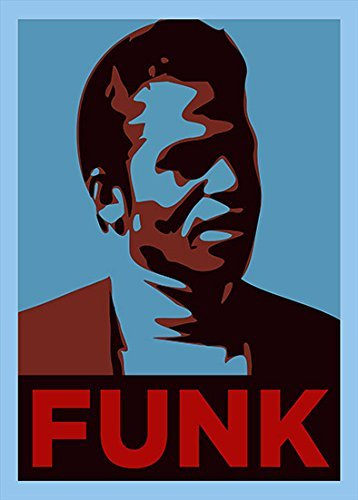 Imagenation JAMES BROWN 'FUNK POP ART'