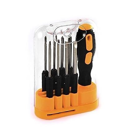 eDealMax Kit de herramientas de reparación Ranura Phillips mango de ...