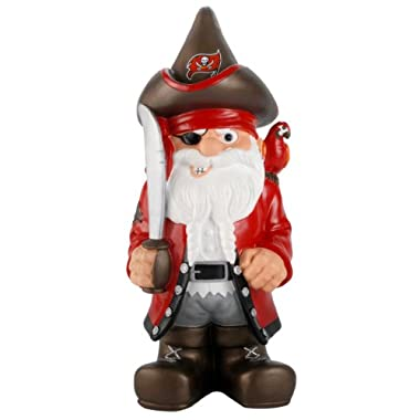 NFL Tampa Bay Buccaneers Team Thematic Garden Gnome