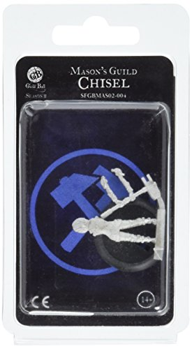 Steamforged Games Guild Ball Mason Chisel Kit by Steamforged Games