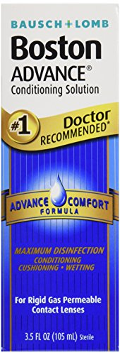 Bausch & Lomb Boston Advance Comfort Formula Conditioning Solution, 3.5 oz