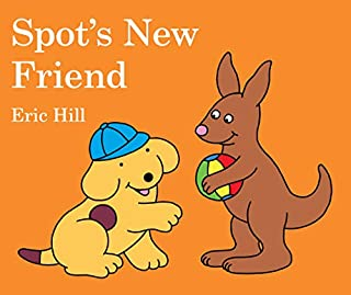 Book Cover: Spot's New Friend