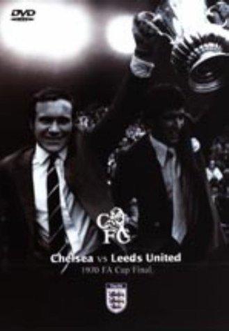 Chelsea 1970 Fa Cup - 1970 FA Cup Final - Chelsea FC v Leeds United [Region 2 DVD]