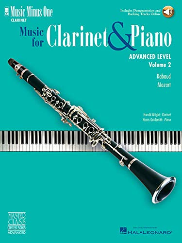 Advanced Clarinet Solos - Volume II (Laureate)