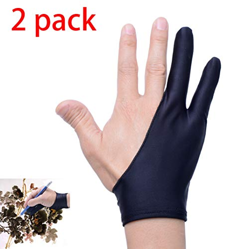 Artist Glove for Drawing Tablet Tablet Finger Glove